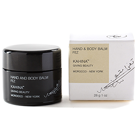 Kahina Fez Hand and Body Balm | Kahina Giving Beauty | b-glowing