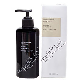 Essaouira Body Serum | Kahina Giving Beauty | b-glowing