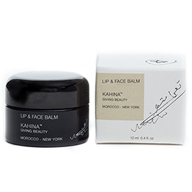 Lip & Face Balm | Kahina Giving Beauty | b-glowing