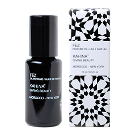 FEZ Perfume Oil | Kahina Giving Beauty | b-glowing