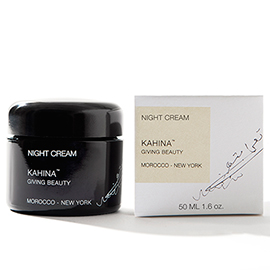 Kahina Night Cream | Kahina Giving Beauty | b-glowing