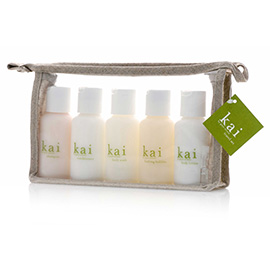 Kai Travel Set | Kai Perfume | b-glowing