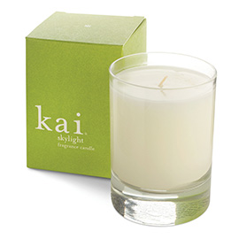 Kai SkyLight Candle | Kai Perfume | b-glowing