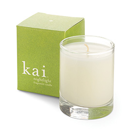 Kai NightLight Candle | Kai Perfume | b-glowing