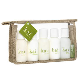 Travel Set | Kai Perfume | b-glowing