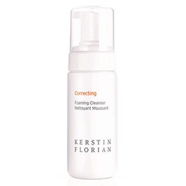 Correcting Foaming Cleanser | Kerstin Florian | b-glowing
