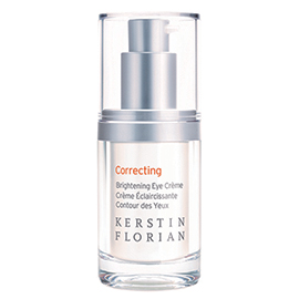 Correcting Brightening Eye Crème | Kerstin Florian | b-glowing