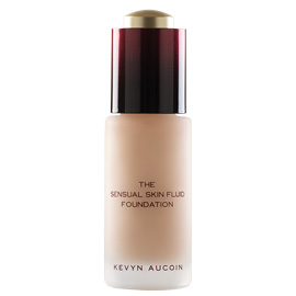 The Sensual Skin Fluid Foundation | Kevyn Aucoin | b-glowing