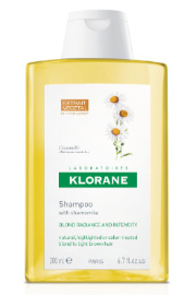 Shampoo with Chamomile