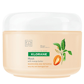 Mask with Mango Butter | Klorane | b-glowing