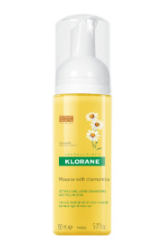 Mousse with Chamomile | Klorane | b-glowing