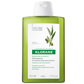 Shampoo with Essential Olive Extract | Klorane | b-glowing