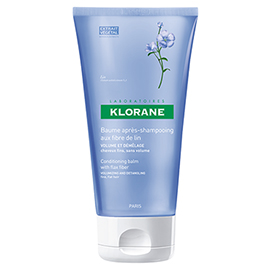 Conditioning Balm with Flax Fiber | Klorane | b-glowing