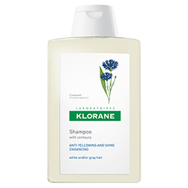 Shampoo with Centaury | Klorane | b-glowing