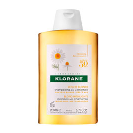 Shampoo with Chamomile 6.7 oz | Klorane | b-glowing
