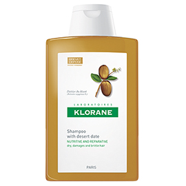 Shampoo with Desert Date | Klorane | b-glowing