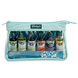 "Winter ""Rescue Kit"" Bath Collection 