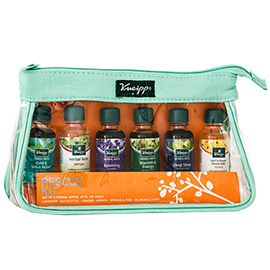 "Spring ""Rescue Kit"" Bath Collection 