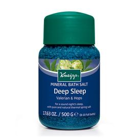 Deep Sleep Mineral Bath Salt | Kneipp | b-glowing