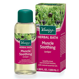 Muscle Soothing Herbal Bath | Kneipp | b-glowing