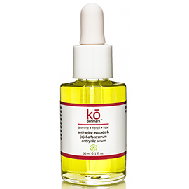 Anti-aging Avocado and Jojoba Face Serum