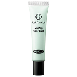 Makeup Color Base Green