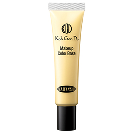 Maifanshi Makeup Color Base Yellow | Koh Gen Do | b-glowing