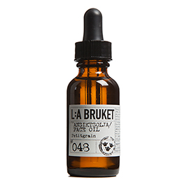 No.48 Face Oil Petitgrain | L:A Bruket | b-glowing