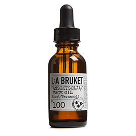No.100 Face Serum Carrot/Bergamot | L:A Bruket | b-glowing
