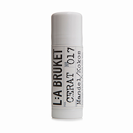 No.17 Lip Balm Almond/Coconut