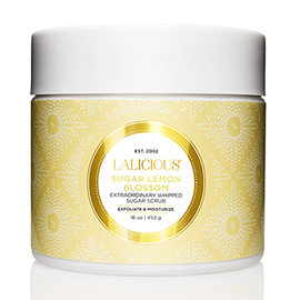 Sugar Lemon Blossom Sugar Scrub - 16 oz.