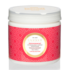 Peppermint Sugar Scrub - Limited Edition