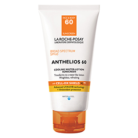 Anthelios 60 Cooling Water-Lotion | La Roche-Posay | b-glowing