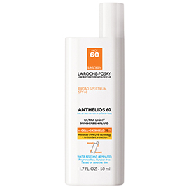Anthelios 60 Ultra Light Sunscreen Fluid | La Roche-Posay | b-glowing