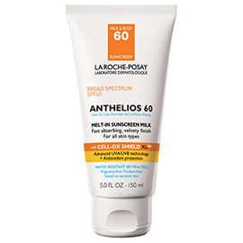 Anthelios 60 Melt-in Sunscreen Milk for Body | La Roche-Posay | b-glowing