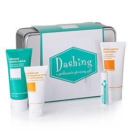 dashing | LATHER | b-glowing