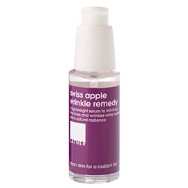 swiss apple wrinkle remedy