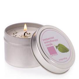 Peppermint Aromatherapy Candle