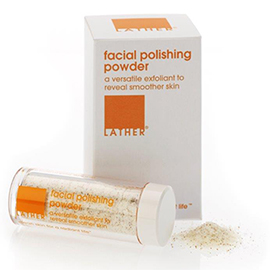 facial polishing powder