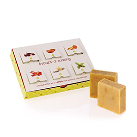 six soaps a sudsing - limited edition