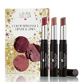 Color Brilliance Lipstick Trio