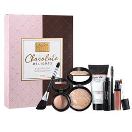 Chocolate Delights 6 Piece Kit | Laura Geller New York | b-glowing