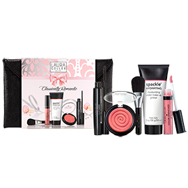 Classically Romantic 5 Piece Holiday Collection | Laura Geller New York | b-glowing