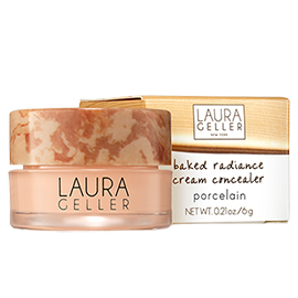 Baked Radiance Cream Concealer | Laura Geller New York | b-glowing