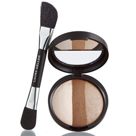 Baked Sculpting Bronzer | Laura Geller New York | b-glowing