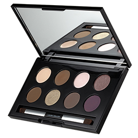 Crème Glaze Baked Eyeshadow Palette | Laura Geller New York | b-glowing
