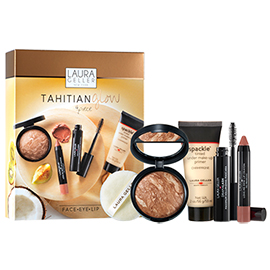 Tahitian Summer Glow Collection | Laura Geller New York | b-glowing