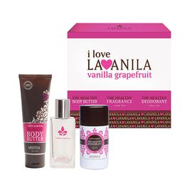 I Love Lavanila Gift Set Vanilla Grapefruit