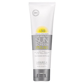 Sport Luxe SPF 30 Face and Body Cream | LaVanila | b-glowing