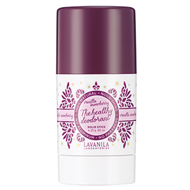 The Healthy Deodorant Vanilla Snowberry | LaVanila | b-glowing